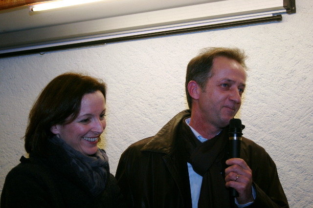 Laurent et Bénédicte Bailly, créateurs à succès de l'entreprise de design Apply Image