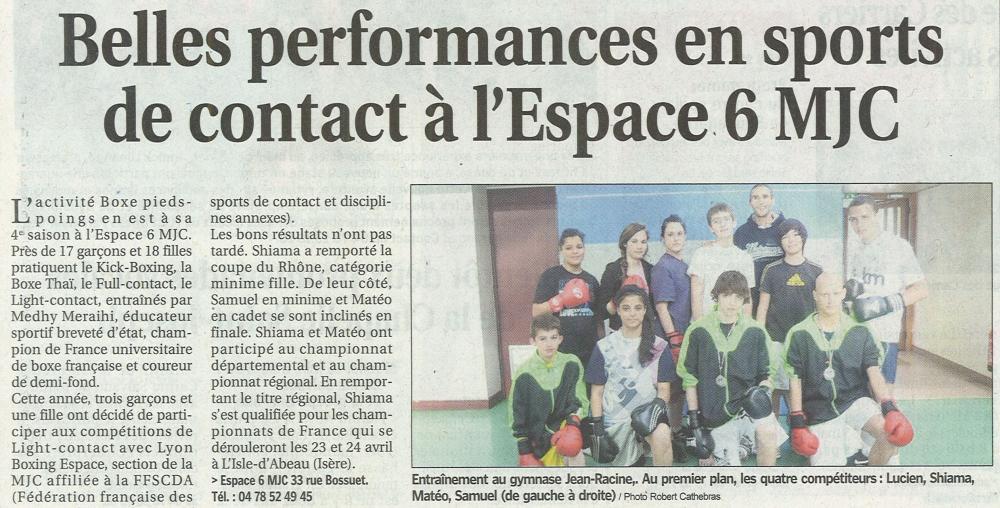 Espace 6 MJC