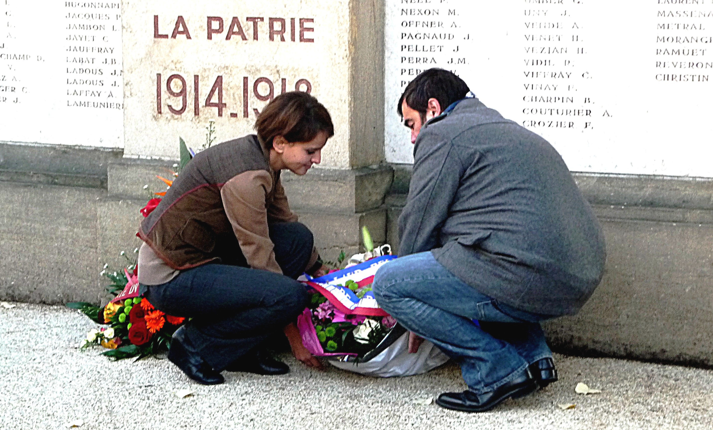 11 novembre 2011 Montchat