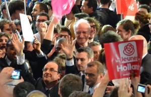 2. François Hollande et les Jeunes Socialistes