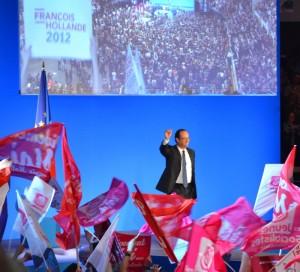 3. Arrivée de François Hollande