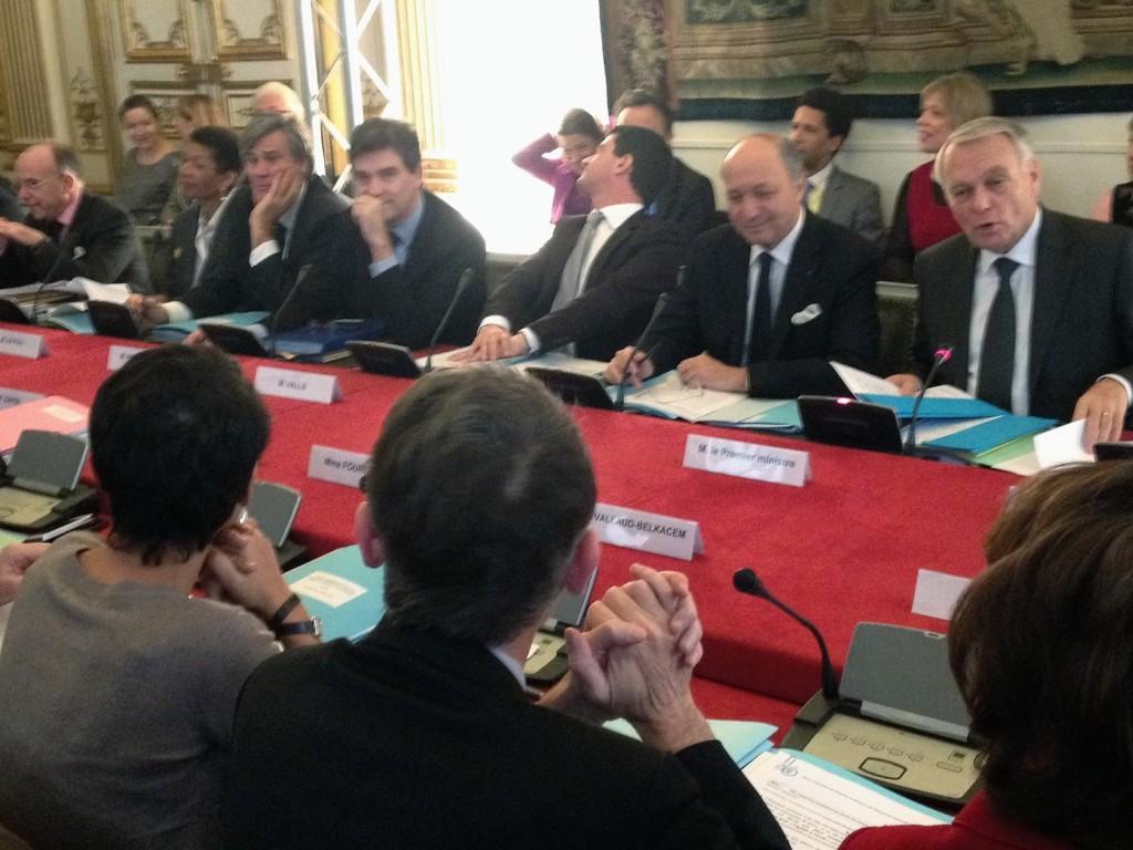 Le Comité Interministériel aux Droits des femmes