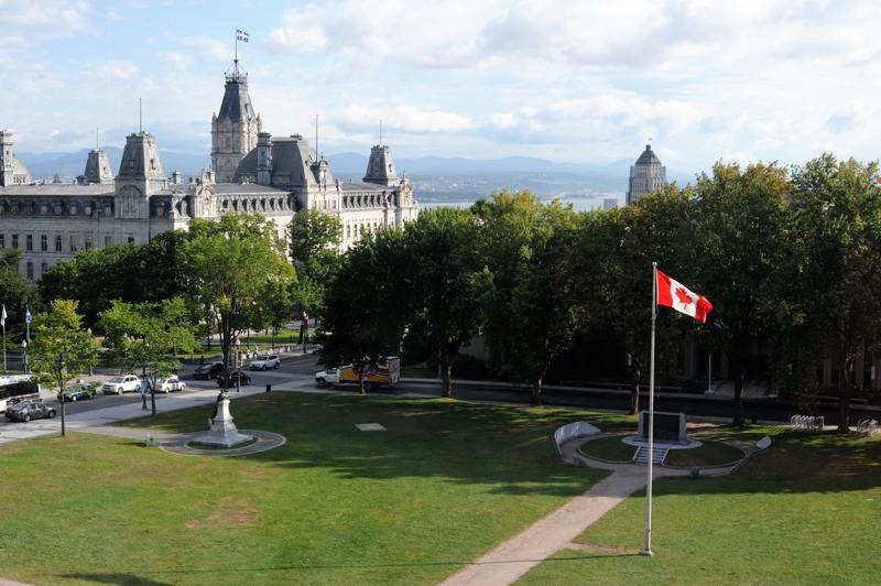 Le parlement de Québec - © Razak