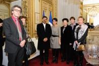 Remise du prix Simone de Beauvoir à Malala, un exemple pour toutes et tous