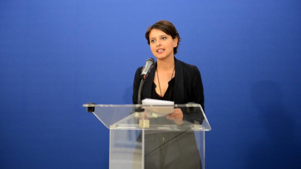 Najat Vallaud-Belkacem - Un An d'action au Ministère des Droits des femmes - © Razak / MDDF