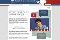 Participez au 1er porte-parolat numérique !