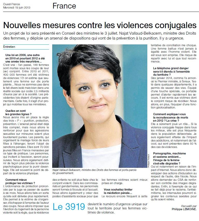 20130619-NajatVB-OuestFrance-Violences