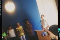 Bleu, blanc, rouge : ouverture de la permanence parlementaire d'Yves Blein, à Vénissieux