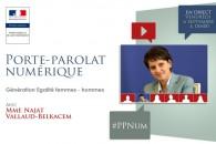 Nouveau porte-parolat numérique : Génération Égalité femmes-hommes