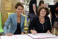 Signature de la Convention pluriannuelle avec le Planning Familial