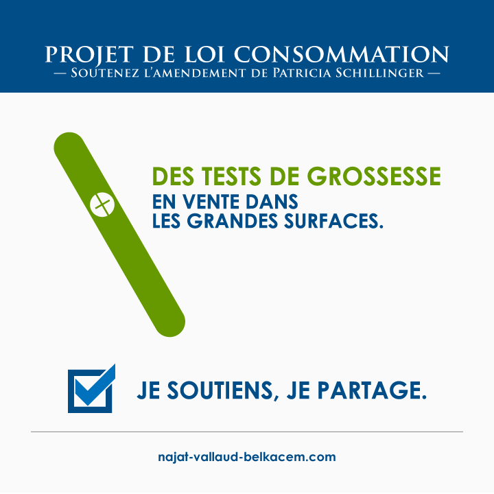 Tests de grossesse