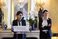 Signature de la charte pour l'Égalité femmes-hommes dans le cinéma