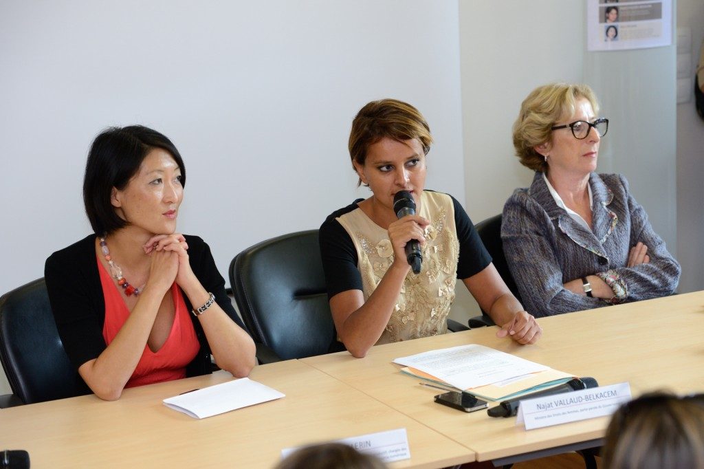 Présentation du Plan Entrepreneuriat féminin