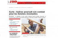 Radio des résistantes syriennes, le soutien de Najat Vallaud-Belkacem