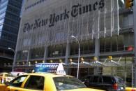 """New York Times : """"La France à l'avant-garde de la lutte contre les discriminations faites aux femmes"""""""