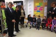 Lancement des ABCD de l'Égalité à Villeurbanne