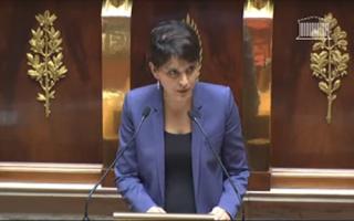 Najat Vallaud-Belkacem - Assemblée nationale