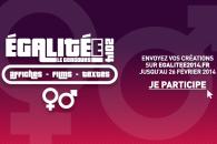 Concours national : Filmez, dessinez, racontez l'« EgalitéE 2014 » !