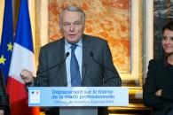 Le Premier ministre, Jean-Marc Ayrault, lance l'année de la mixité professionnelle 2014 – Discours