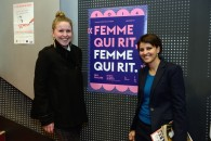 """Merci à """"Paye Ta Schnek"""" pour l'affiche du lancement ÉgalitéE2014"""