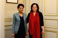 Rencontre avec Samira Ebrahim Bin Rajab, Porte-Parole du Gouvernement du Bahrein