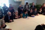 A Mont-de-Marsan pour renforcer la lutte contre les violences faites aux femmes