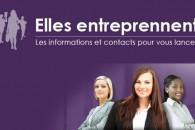 """Lancement du site """"Elles Entreprennent"""""""