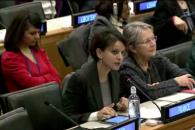 A l'ONU : les droits sexuels et reproductifs doivent être protégés partout