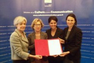 Signature de la Charte Universcience pour l'Égalité Femmes-Hommes en sciences et technologies