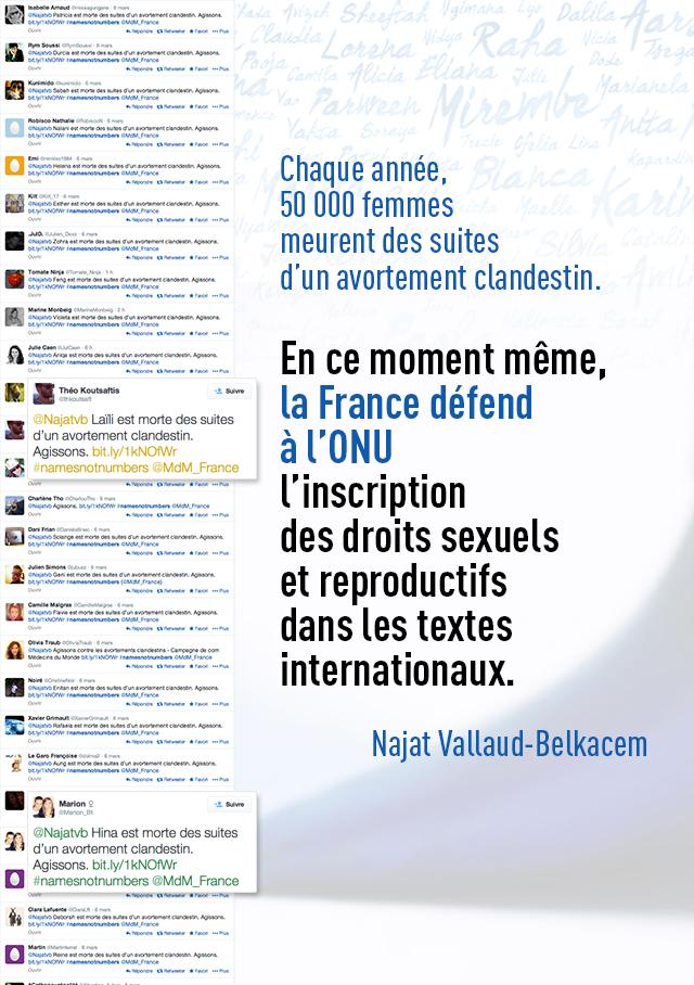 IVG-Avortement-Najat-Vallaud-Belkacem-ONU-names-not-numbers