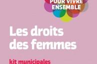 Droits des femmes & Municipales : notre projet, le Progrès