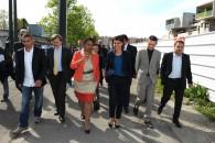 À la rencontre des habitants de la Grappinière à Vaulx-en-Velin