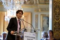 Najat Vallaud-Belkacem : « une ambition européenne pour les Droits des femmes »