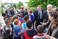 La feuille de route de la politique de la ville présentée à Vandœuvre-lès-Nancy