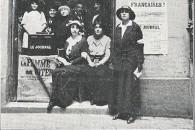 26 avril 2014, 100ème anniversaire du succès du référendum sur le vote des femmes