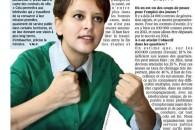 Mes priorités pour la jeunesse, entretien dans Le Parisien / Aujourd'hui en France