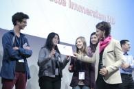 Aux Olympiades de Sciences de l'Ingénieur 2014, pour «l'avenir technologique au féminin»