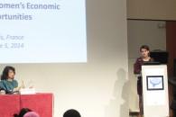 Sommet Mondial des femmes : Faire progresser le leadership des femmes dans le monde économique
