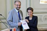 Remise du rapport « Liberté, égalité, citoyenneté : un Service Civique pour tous » par François Chérèque