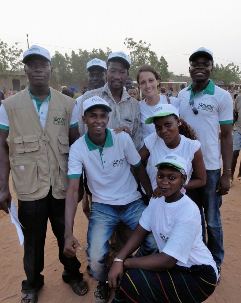 Camille Saulnier-Mali-Equipe