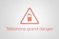 Généralisation du téléphone grand danger
