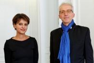 L'installation de Michel Lussault à la présidence du Conseil supérieur des programmes par Najat Vallaud-Belkacem