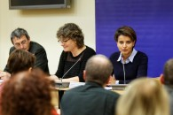 Intervention devant le Conseil supérieur de l'éducation