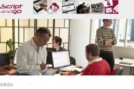 Numérique éducatif et innovation pédagogique : le projet de cahier numérique de Script&Go