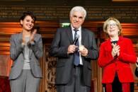 Remise de la Médaille d'Or du CNRS à Gérard Berry