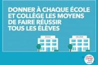 Éducation prioritaire & allocation des moyens à l'école : présentation des réformes