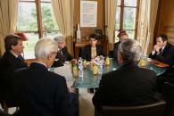 Grande mobilisation de l'École pour les valeurs de la République : Rencontre avec les anciens ministres de l'Éducation nationale