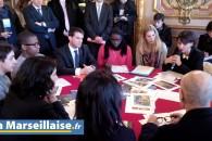 """""""L'école est un lieu où nous fabriquons notre avenir commun"""" – Entretien à La Marseillaise"""