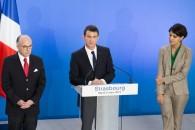 """Avec le Premier ministre à Strasbourg : """"la Laïcité, c'est l'apaisement"""""""