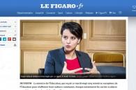 Je serai ferme vis-à-vis de tout manquement au principe de laïcité – Entretien au Figaro